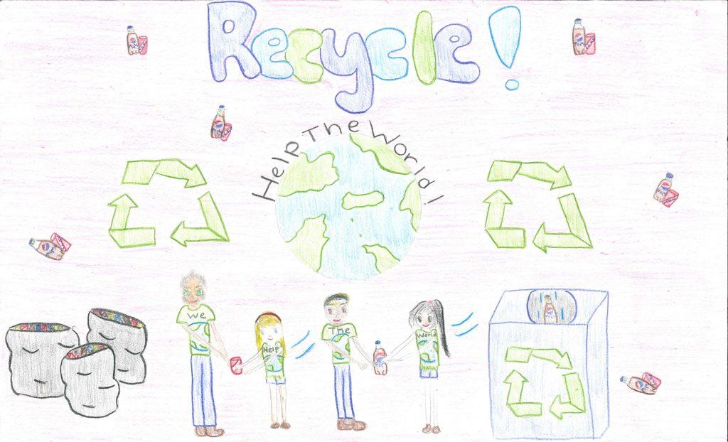 2014 Poster Contest Winner: Amanda Li Central Middle School 6th grade