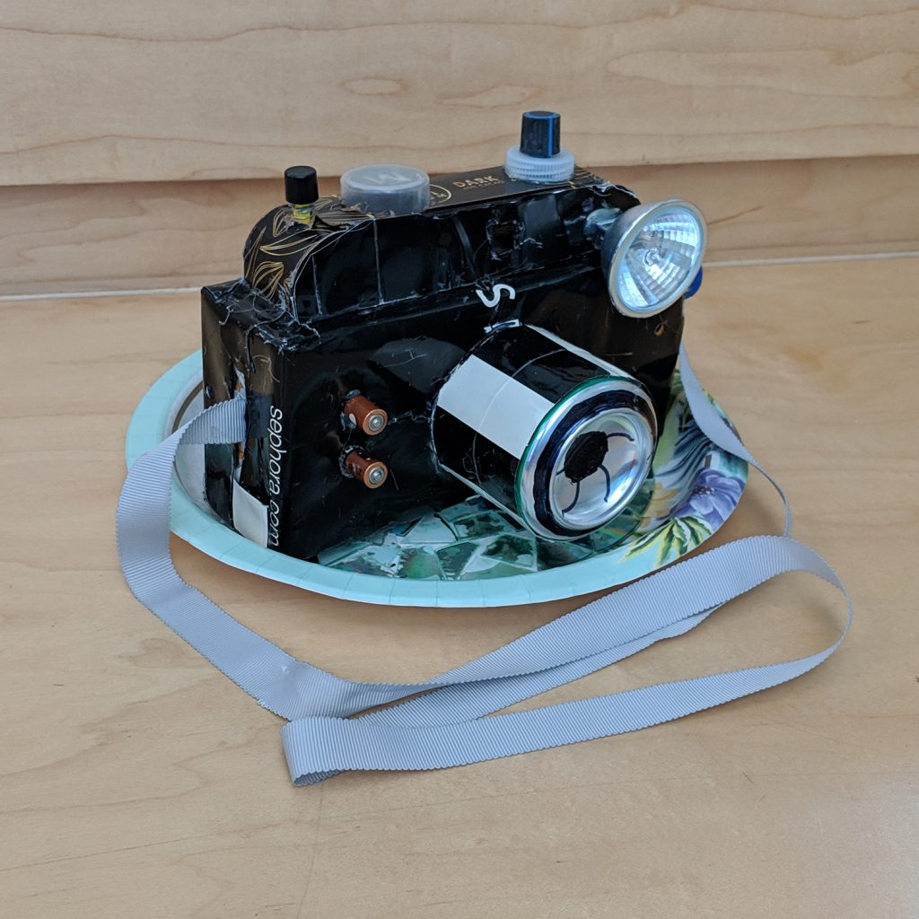 2019 2nd Place Individual: The Mysterious Camera, Nesbit Elementary Belmont