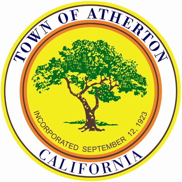 The Town of Atherton Logo